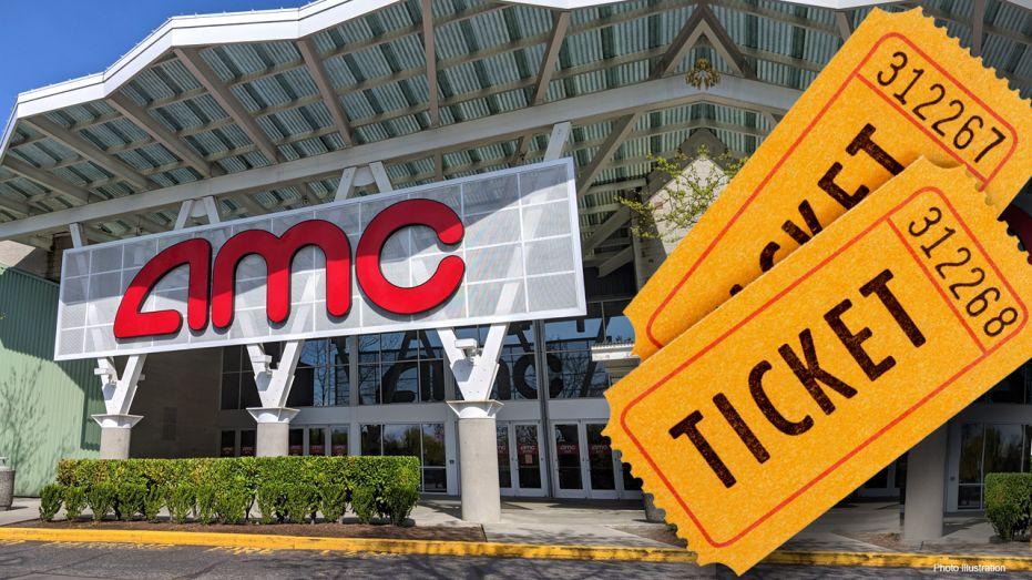 AMC movie theatres