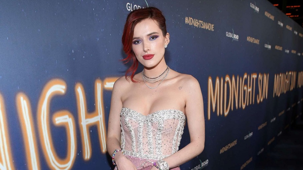 Bella Thorne Joins The X-rated Site OnlyFans