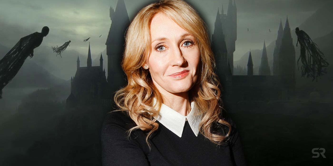 JK Rowling Ripple of Hope honor award