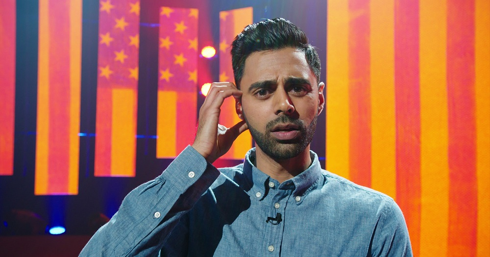 Hasan Minhaj Talkshow 'Patriot Act' Cancelled By Netflix