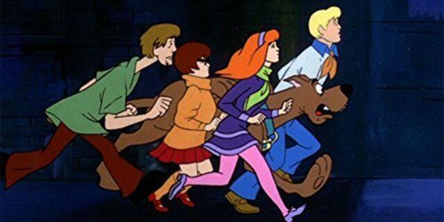 Joe Rubby Scooby-Doo