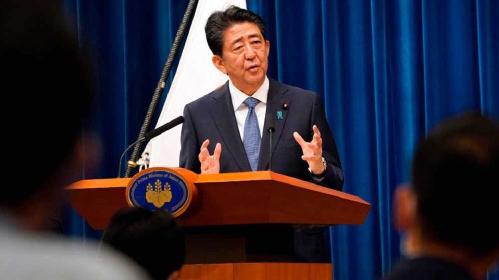 Japan's Longest Serving PM Resigns Due To Health Issues