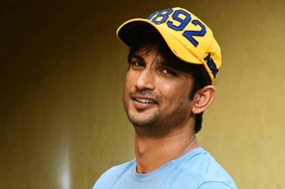 California State rewards Sushant Singh Rajput with special recognition