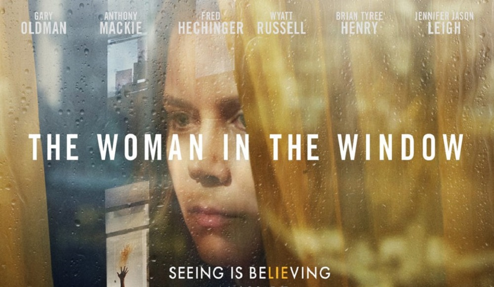 The Woman in the Window - Netflix Planning To Acquire From Disney