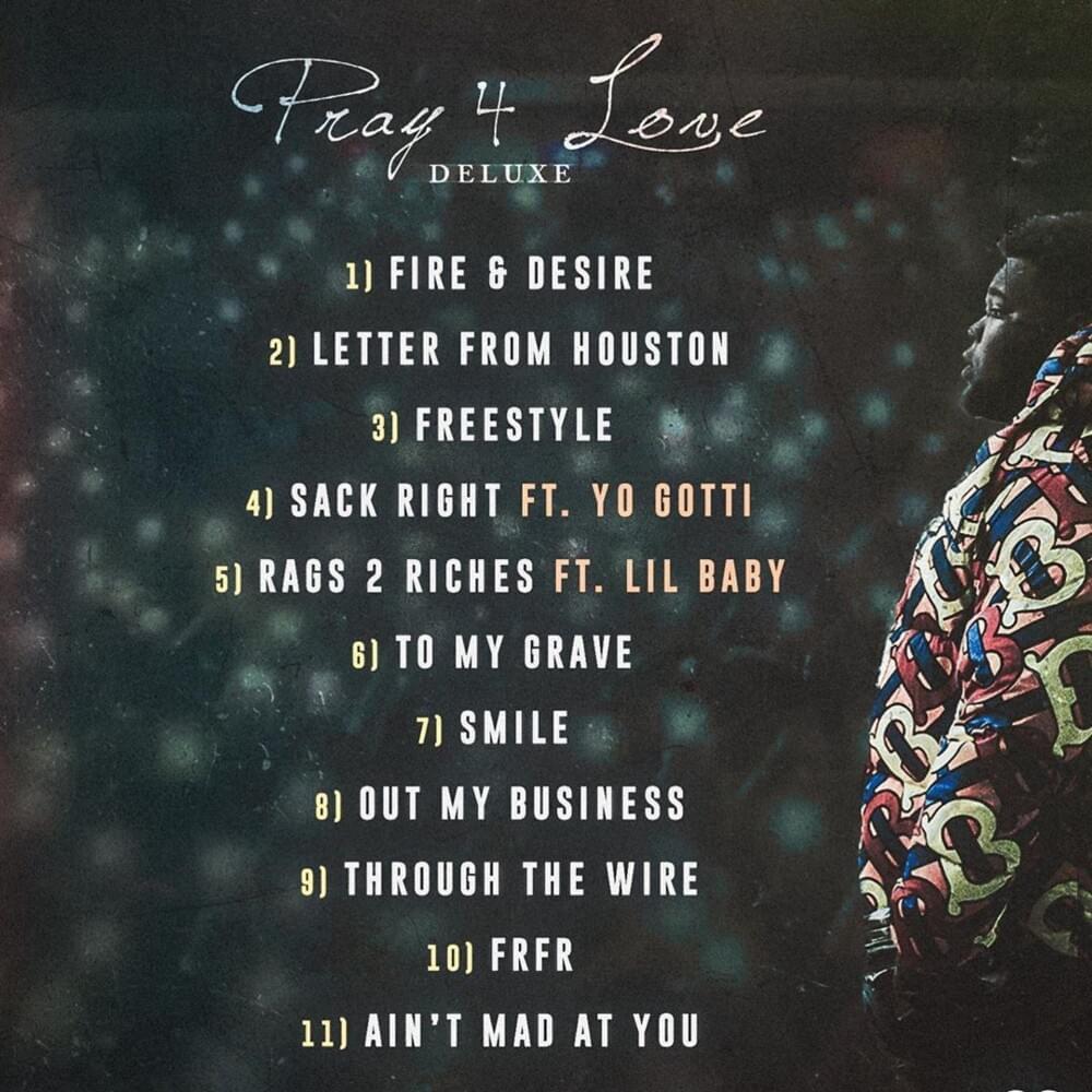 Rod Wave Album - Tracklist