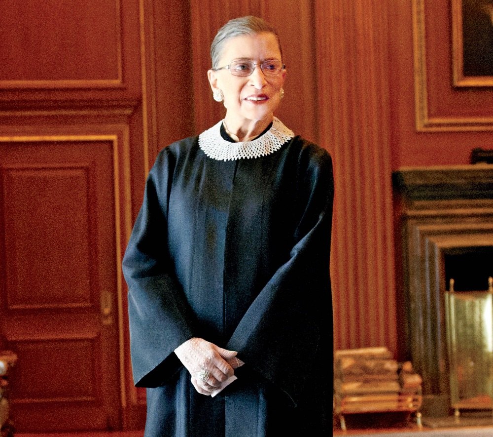 Judge Ruth Bader Ginsburg Has Led To An Imbalance In The United States