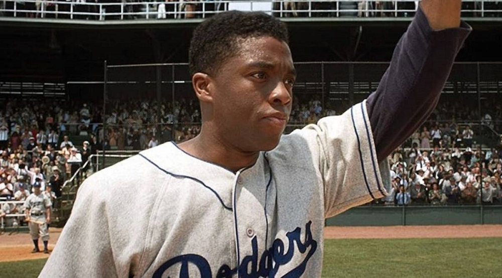 Theatres To Re-release '42' To Honour Chadwick Boseman