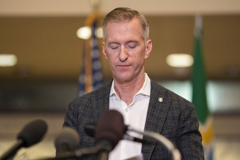 What Is Happening In Portland? Mayor Ted Asked To Resign