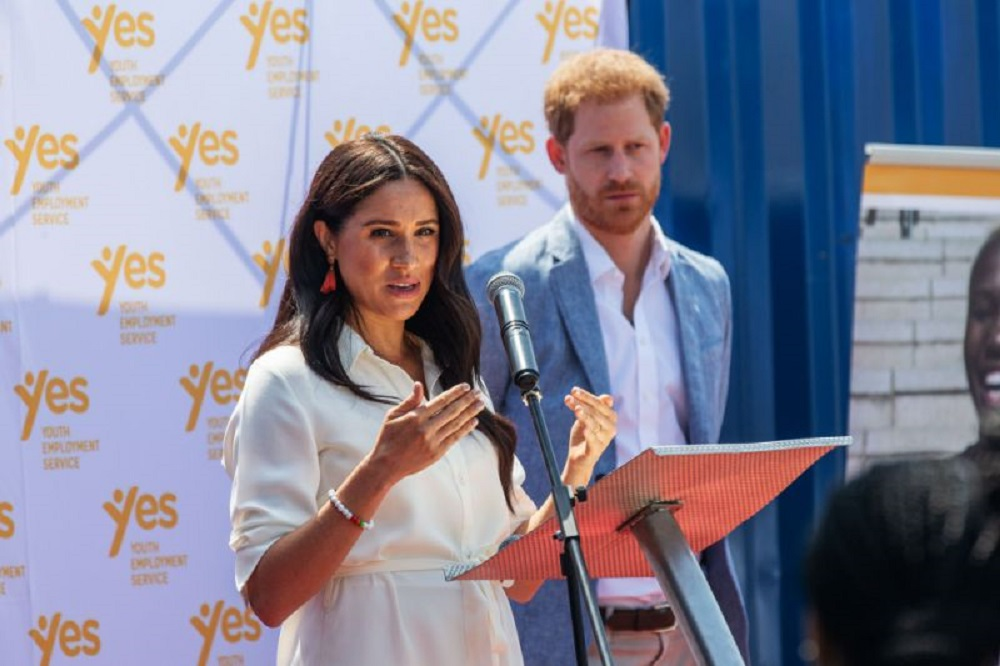 Meghan Markle And Prince Harry Sign A Multi-year Deal With Netflix