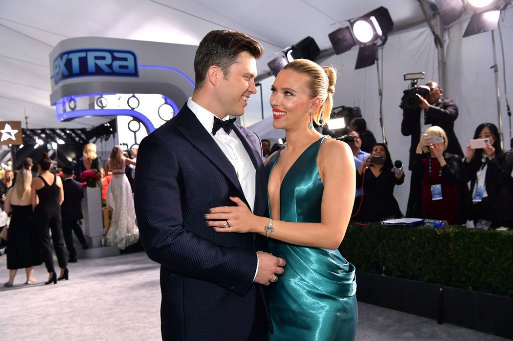 Avengers' Star Scarlett Johansson Gets Married To Colin Jost
