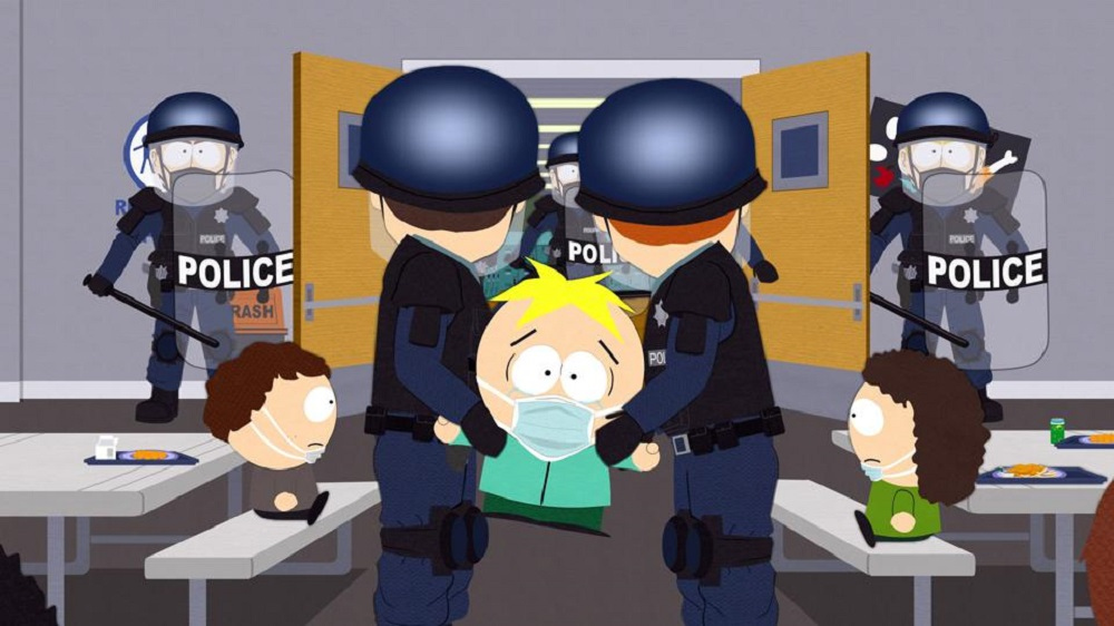 South Park Starts Trending After They Released Their Pandemic Special