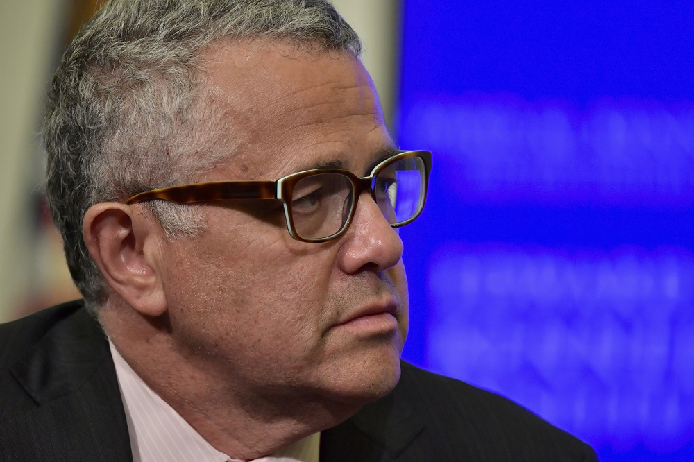 New York Journalist Jeffrey Toobin Suspended For Masturbating On A Zoom Call