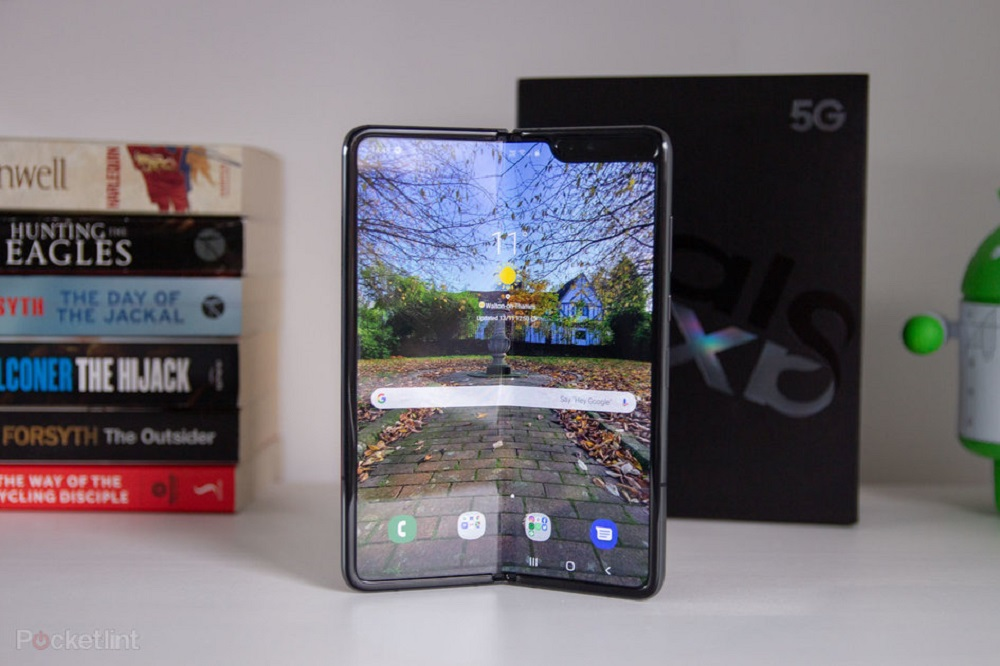 Samsung Planning On Releasing Triple Fold Smartphone With A Rollable Display
