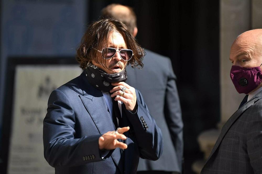 Johnny Depp Loses Libel Case Over Amber Heard Allegations