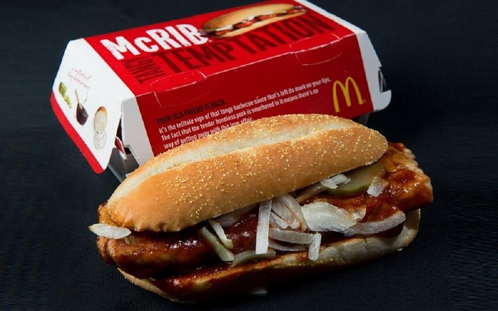 McDonald's McRib 2020 Release Date