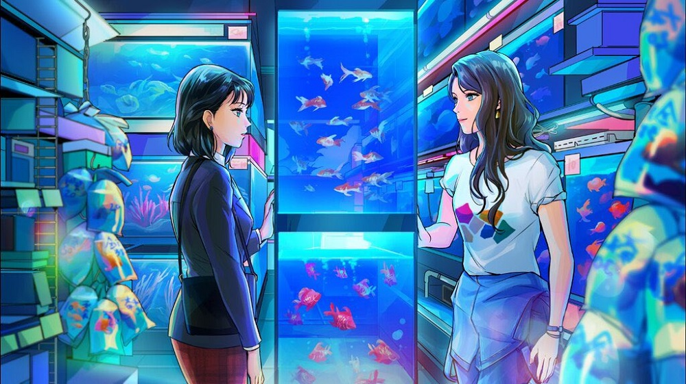 """Interactive Story Game """"A Summer's End"""" Is A Queer Romance Set In HongKong"""
