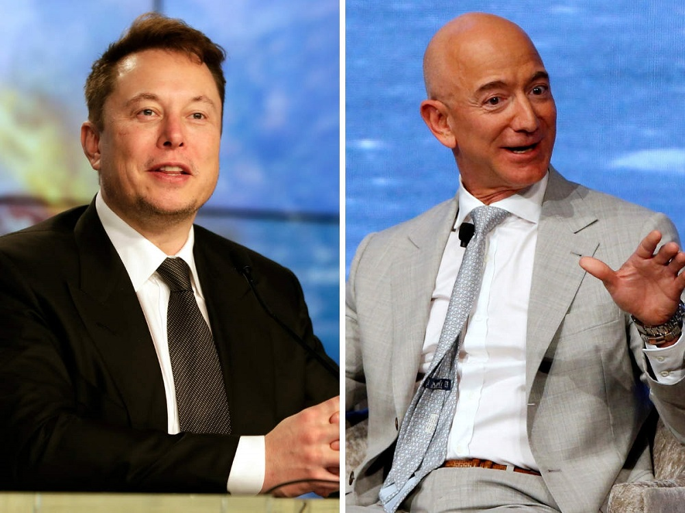 Overtaking Jeff Bezos, Founder Of SpaceX And Tesla Elon Musk Is The Richest Person In The World