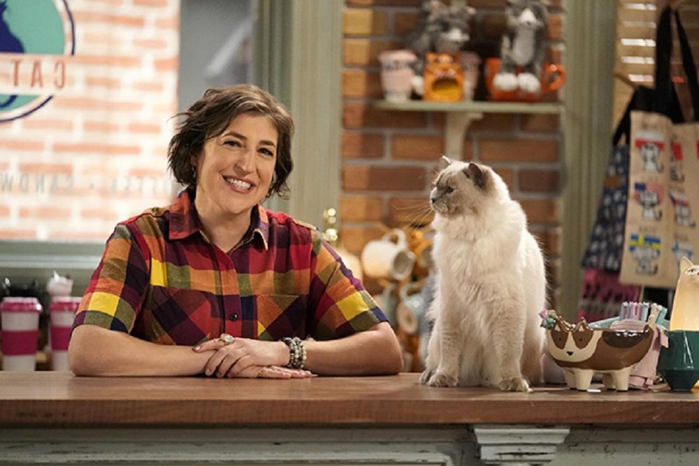 "The Big Bang Theory Star Mayim Bialik's New Show ""Call Me Kat"" Is Purrfect"