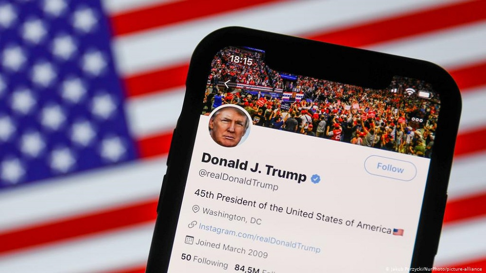 Here Is The Reason Why Twitter Has Banned Donald Trump's Account!!!